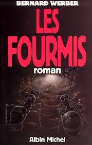 La couverture du livre Les fourmis de Bernard Werber.