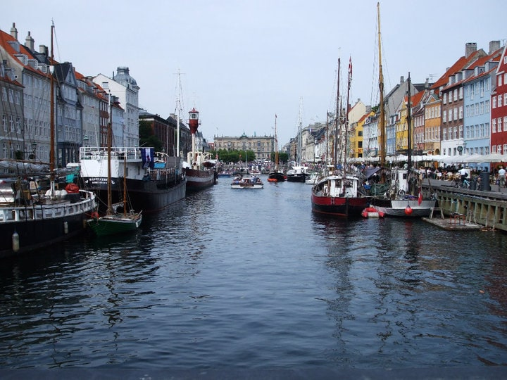 Photo prise à Copenhague en 2009.