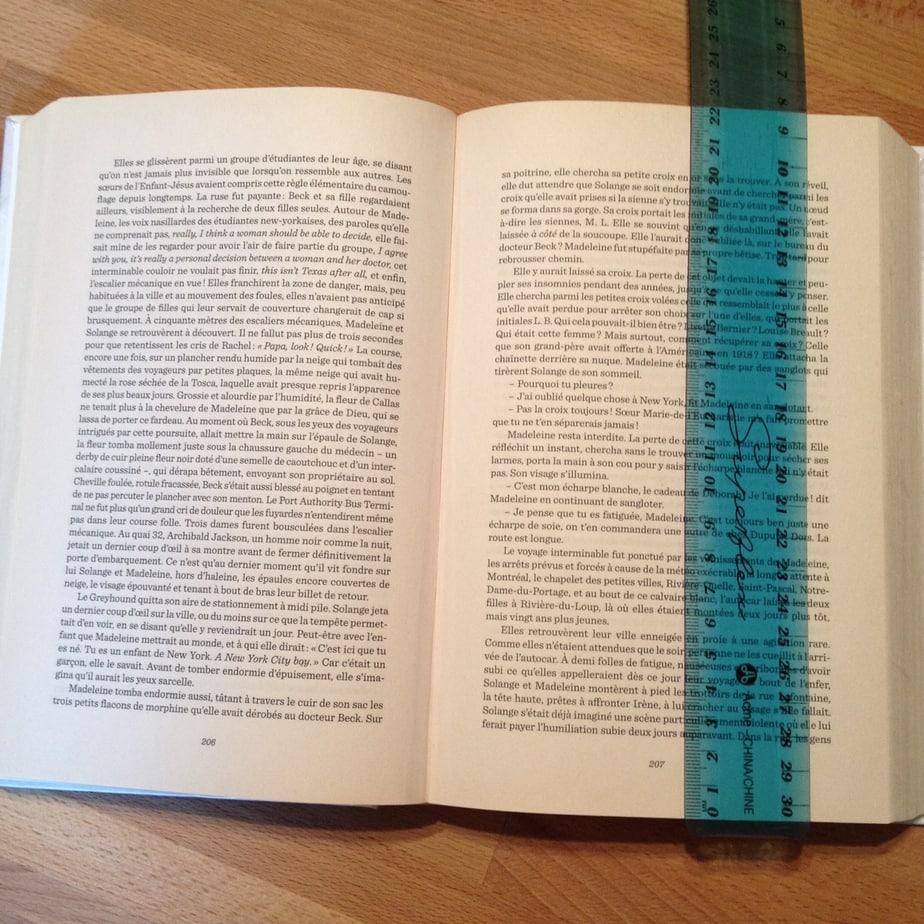 Texte de La fiancée américaine D'Eric Dupont.