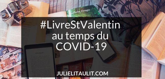 #LivreStValentin au temps du COVID-19